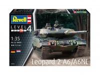 Leopard 2A6/A6NL - 1:35