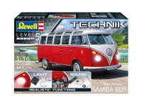 Volkswagen T1 Samba Bus - Revell Technik - 1:16