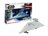 Imperial Star Destroyer - Revell Technik - 1/2700