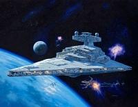 Imperialer Sternenzerstörer - Revell Technik - 1:2700