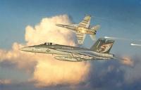 F/A-18 E Super Hornet - 1/72