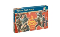 Warsaw Pact Troops - 1980s - 1/72
