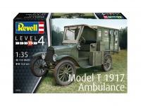 Model T 1917 Ambulance - 1:35