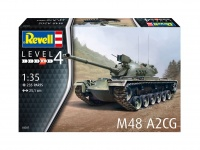 M48 A2CG - 1/35