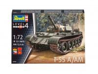 T-55A / AM - 1:72