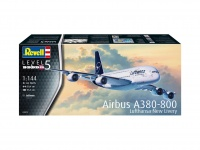 Airbus A380-800 Lufthansa - New Livery - 1:144