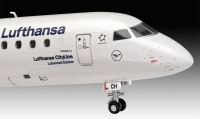 Embraer 190 Lufthansa - New Livery - 1/144