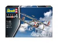 Nieuport 17 - 1:48