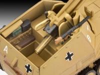 Sd.Kfz. 124 Wespe - 1/76