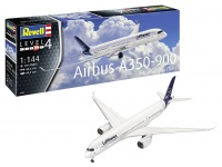 Airbus A-350-900 - Lufthansa New Livery - 1:144