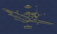 P-51D Mustang - Dual Combo - Royal Class - 1:48