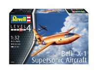 Bell X-1 - Supersonic Aircraft - 1:32