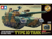 JGSDF Main Battle Tank Type 10 - 2,4GHz - RC-Tank - 1/35