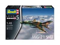 MiG-21 SMT - 1:48