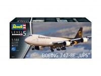 Boeing 747-8F - UPS - 1:144
