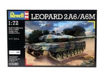 Leopard 2A6 / A6M - 1/72