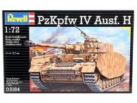 Pz.Kpfw. IV Ausf. H - 1/72