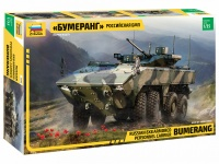 Bumerang - Russian 8x8 armored personnel carrier - 1:35