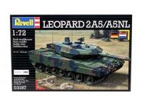 Leopard 2A5 / A5NL - 1/72