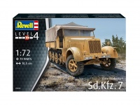 Sd.Kfz. 7 - Late Production - 1/72