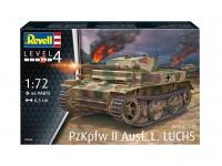 Pz.Kpfw. II Ausf.L LUCHS - Sd.Kfz.123 - 1/72