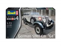 German Staff Car - G4 - 1:72