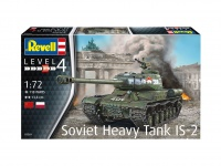 Soviet Heavy Tank IS-2 - 1/72