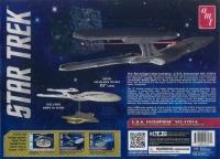 USS Enterprise NCC-1701-E - 1/1400