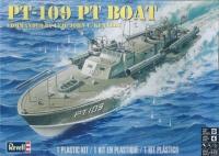 PT-109 PT Boat - Commanded by Lt. Jg. John F. Kennedy - 1:72