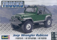 Jeep Wrangler Rubicon - 1:25