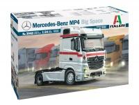 Mercedes Benz MP4 Big Space - 1/24