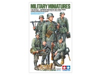 German Infantry Set - 5 figures - Mid WWII - 1/35