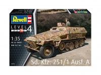 Sd.Kfz. 251/1 Ausf. A - 1:35