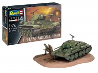 T-34/76 Model 1940 - 1/76
