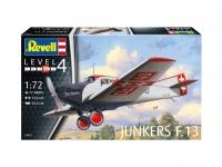 Junkers F.13 - 1/72
