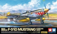 North American F-51D Mustang - Korea - 1:32