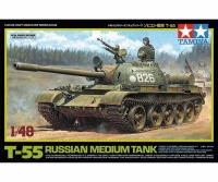 T-55 Russian Medium Tank - 1/48