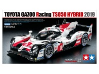Toyota Gazoo Racing TS050 Hybrid 2019 - 1:24