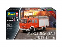 Mercedes-Benz 1017 LF 16 - Firetruck - Limited Edition - 1/24