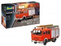 Mercedes-Benz 1017 LF 16 - Feuerwehr - Limited Edition - 1:24