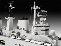 HMS Invincible - Falkland War - 1/700