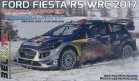 Ford Fiesta RS - WRC 2017 - Rallye Monte Carlo - 1:24