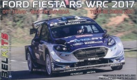 Ford Fiesta RS - WRC 2017 - Tour de Corse - 1:24