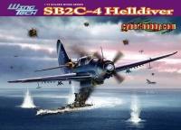 SB2C-4 Helldiver - Three Versions kit - 1/72
