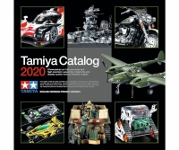 Tamiya Catalog 2020 - German / English / French / Spanish