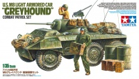US M8 Light Armored Car - Greyhound - Combat Patrol Set - 1/35