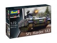 SPz Marder 1A3 - 1/72
