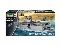 USS Tarawa - LHA-1 - Assault Ship - 1:720
