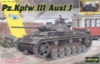 Panzerkampfwagen III Ausf. J - 2in1 - 1:35