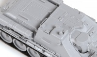 SU-85 - Soviet Tank Destroyer - 1/72